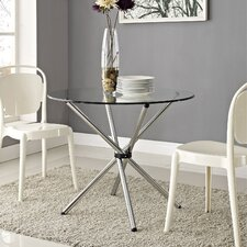 <strong>Modway</strong> Baton 3 Piece Dining Set