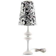 "Illusion 22.5"" H Table Lamp with Empire Shade"
