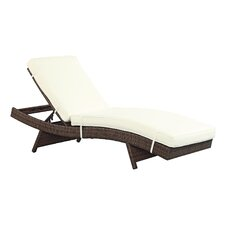Peer Chaise Lounge with Cushion I