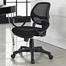 <strong>Modway</strong> Panorama Mid-Back Mesh Office Chair