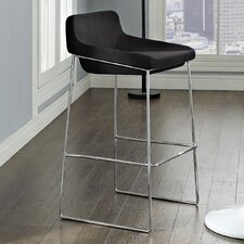Garner Bar Stool in Black