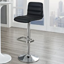 "Ripple 21.5"" Bar Stool with Cushion"