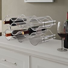 <strong>Modway</strong> Reserve 10 Bottle Tabletop Wine Rack