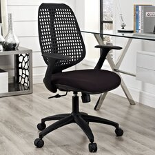<strong>Modway</strong> Reverb Mid-Back Office Chair with Arms