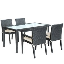 Viva 5 Piece Dining Set
