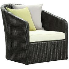 <strong>Modway</strong> Cozy Patio Deep Seating Chair