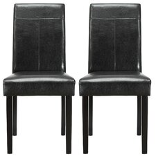 <strong>Modway</strong> Compass Parsons Chair (Set of 2)