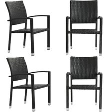 Tova Patio Chairs Setof 4 (Set of 4)