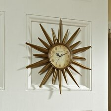 Retrostar Wall Clock