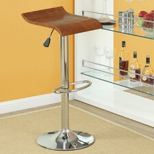 "Bentwood 23"" Adjustable Bar Stool (Set of 2)"