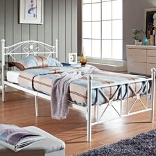 <strong>Modway</strong> Cottage Twin Iron Bed