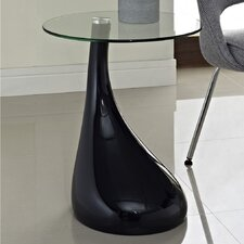 Teardrop End Table