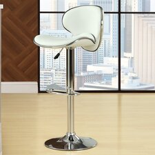 Saddleback Adjustable Height Bar Stool