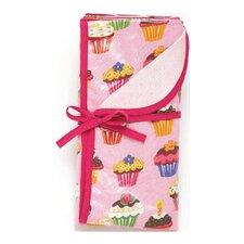Cupcakes Reversible Blanket