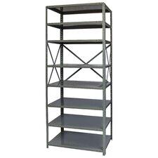 """Hi-Tech Free Standing 87"""" H Eight Shelf Shelving Unit"""