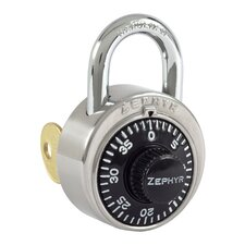 <strong>Hallowell</strong> Zephyr Built-in Padlock with Control Key