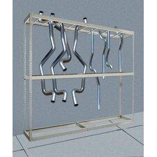 """Tailpipe Storage Individual 120"""" H Shelving Unit Starter"""