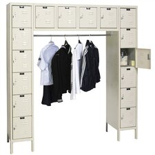 <strong>Hallowell</strong> Premium Locker 16 Person (Knock-Down) (Quick Ship)