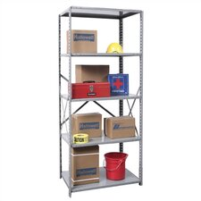 Hi-Tech Open Type 5 Shelf Shelving Unit Starter