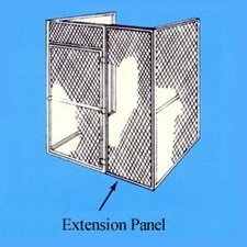 Bulk Storage Locker Extension Panel