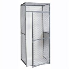 Single Tier Bulk Storage Locker