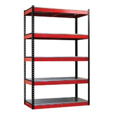<strong>Hallowell</strong> Fort Knox Rivetwell Shelving Unit with EZ Deck