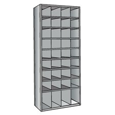 "Hi-Tech 87"" H 9Shelf Shelving Unit"