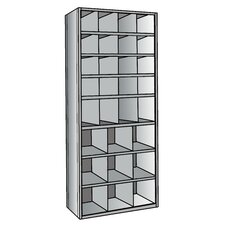 "Hi-Tech 87"" H 8 Shelf Shelving Unit"