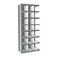 Hi-Tech Metal Bin Shelving Add-on Unit  Bins