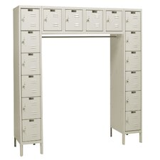 <strong>Hallowell</strong> Premium Locker 16 Person (Assembled) (Quick Ship)