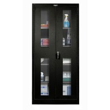 800 Series Assembled Stationary Storage Cabinet