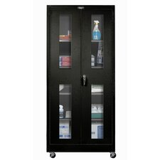 800 Series Assembled Mobile Storage Cabinet