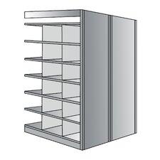 "Deep Bin 87"" H 7 Shelf Shelving Unit Starter"