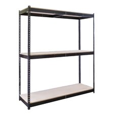 Rivetwell, 3 Shelf Rivet Boltless Knock-Down Shelving