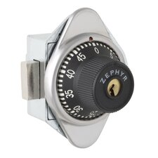 Zephyr Built-in Combination Lock