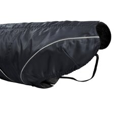 Dog Rain Jacket in Black