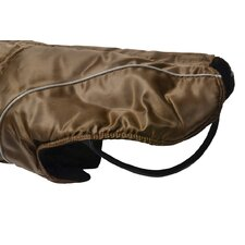 Dog Winter Jacket in Brown