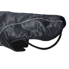 Dog Winter Jacket in Black