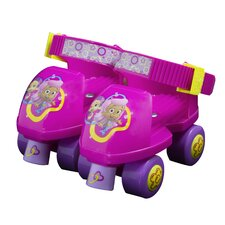 Bubble Guppies Girl's Roller Skates