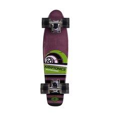 """Kryptonics Wood Torpedo 22.5"""" Complete Skateboard"""