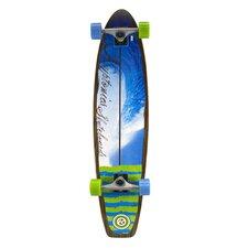 """Kryptonics Longboard 36"""" Complete Skateboard"""