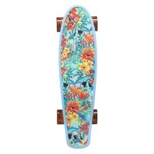 "Kryptonics Original Torpedo 22.5"" Complete Skateboard"