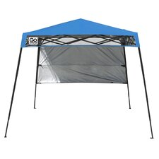 "Quik Shade Compact Go Hybrid 5' 10"" H x 7' W x 7' D Canopy"