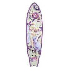 "Disney Fairies 31"" Kids Complete Skateboard"