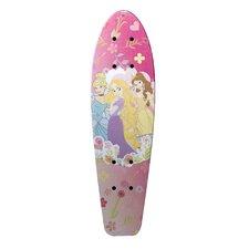 "Disney Princess 21"" Kids Complete Skateboard"