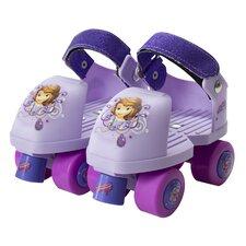 Disney Sofia the First Glitter Girl's Roller Skates