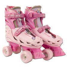 Disney Princess Quad Girl's Roller Skates