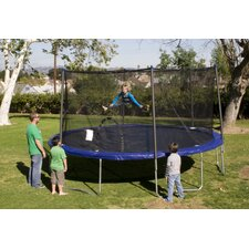 Arizone 15' Trampoline and Safety Enclosure