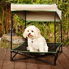 Quik Shade Instant Yard Kennel