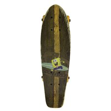 "SpongeBob Old Surf Shop Cruiser 21"" Complete Skateboard"
